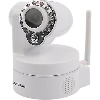 Olympia IC 720 P HD 5938 LAN, WLAN/Wi-Fi IP CCTV camera 1280 x 720 pix