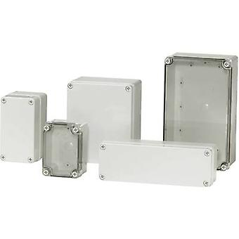 Fibox PICCOLO PC D 85 G Soporte de montaje 170 x 80 x 85 Policarbonato (PC) Gris-blanco (RAL 7035) 1 ud(s)