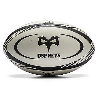 Ospreys Replica Rugby Ball