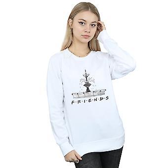 Friends Women's Fountain Sketch Sweatshirt