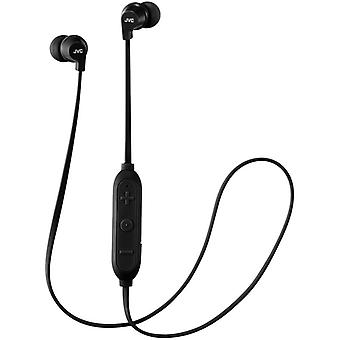 JVC HAFX21BTAE Premium Sound Wireless Bluetooth Earphone with Neck Band Support