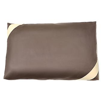 Colchón de perro grande cama Xuede antracita