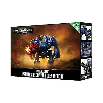 Games Workshop Warhammer 40.000 Space Marine Primaris Redemptor Dreadnought