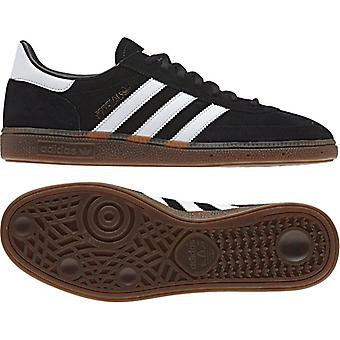 adidas originals men's genuine leather Indoor shoes handball special black