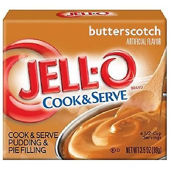 Jell-O Butterscotch Cook & Serve Pudding and Pie Filling