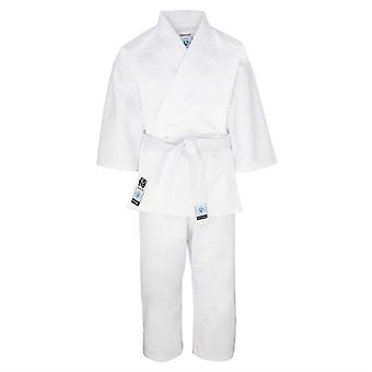 Uniforme de Karate blanco bytomic niños estudiante