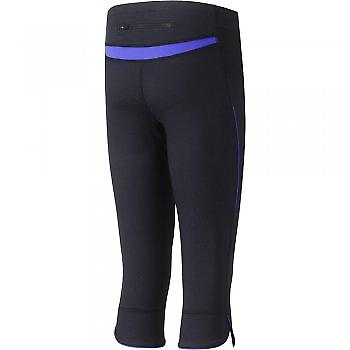 Trail Contour Capri Tight Black/Midnight Women's