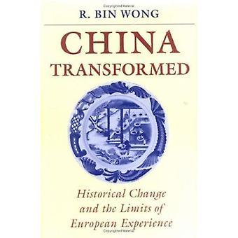 China verändert - historischen Wandel und die Grenzen der Europäischen Exper