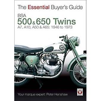 BSA 500 & 600 Twins - de essentiële Buyer's Guide door Peter Henshaw - 9