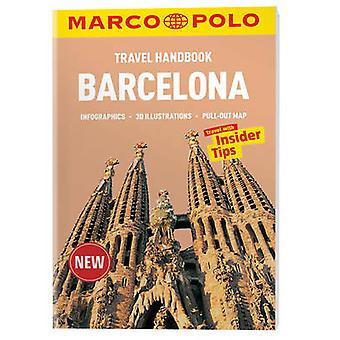 Barcelona Marco Polo Handbook by Marco Polo - 9783829768269 Book