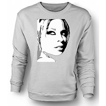 Womens Sweatshirt Kylie Minogue - BW