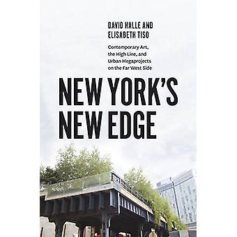 New York's New Edge - Contemporary Art - the High Line - and Urban Meg