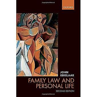 Droit de la famille et la vie personnelle