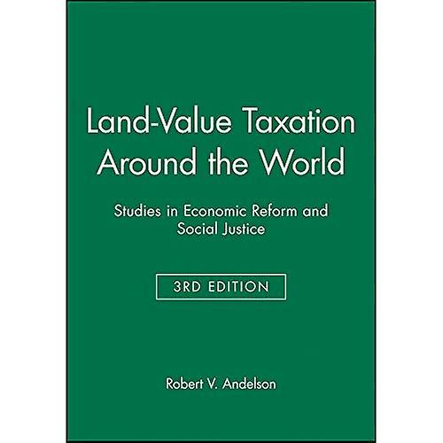 Land-Value Taxation Around the World  Studies in Economic Reform and Social Justice