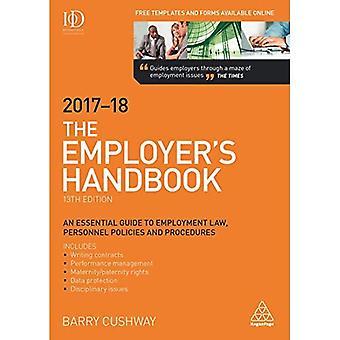 De werkgever is handboek 2017-2018