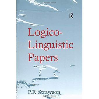 Logico-linguística papéis