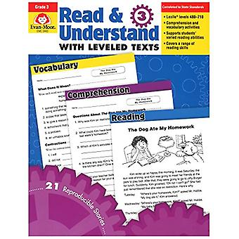 Läs & förstå med planat texter, grad 3