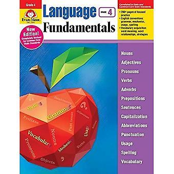 Language Fundamentals: Common Core Edition, Grade 4