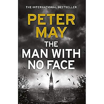 The Man With No Face: the� latest thriller from million-selling Peter May