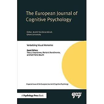 Exaltations souvenirs visuels: Un numéro spécial de la revue européenne de psychologie Cognitive