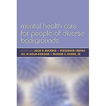 Psychiatrische Versorgung für Menschen unterschiedlicher Herkunft