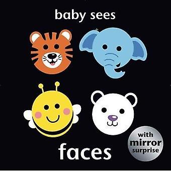 Barnet ser ansikten - Baby ser (Inbunden)