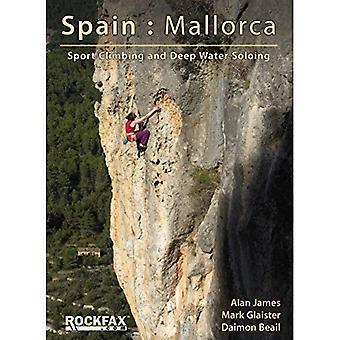 Spain: Mallorca (Rockfax Climbing Guides)