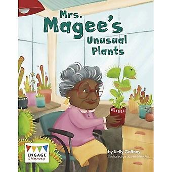 Mrs. Magee's Unusual Plants� (Engage Literacy: Engage Literacy White)