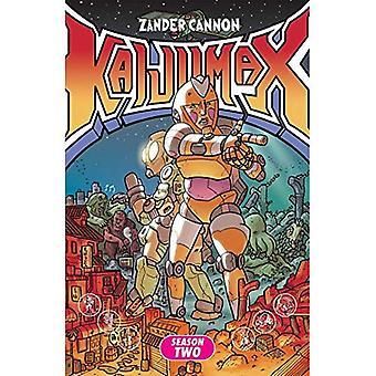 Kaijumax Season: The Seamy Underbelly: Book Two