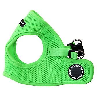 Puppia Soft Vest Harness Neon Green (Dogs , Collars, Leads and Harnesses , Harnesses)