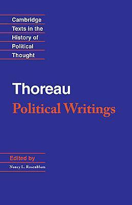 Thoreau Political Writings by Thoreau & Henry David