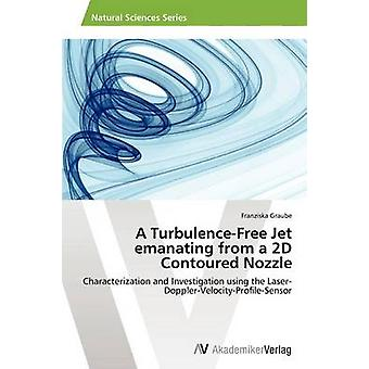 A TurbulenceFree Jet emanating from a 2D Contoured Nozzle by Graube Franziska