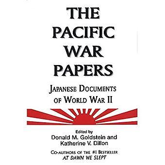De Pacifische oorlog papieren: De Japanse documenten Wereldoorlog