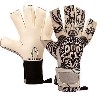 HO Soccer Supremo Pro II Tortuga Negative Goalkeeper Gloves Size