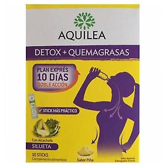 Aquilea Detox 10 Sticks (Diet , Supplements)