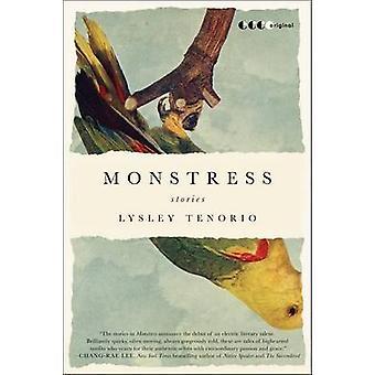 Monstress by Lysley Tenorio - 9780062059567 Book