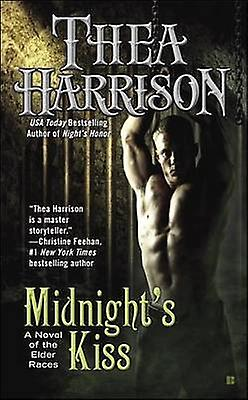 Midnight's Kiss by Thea Harrison - 9780425274385 Book