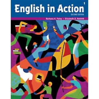 English in Action 1 (2nd Revised edition) by Barbara Foley - Elizabet