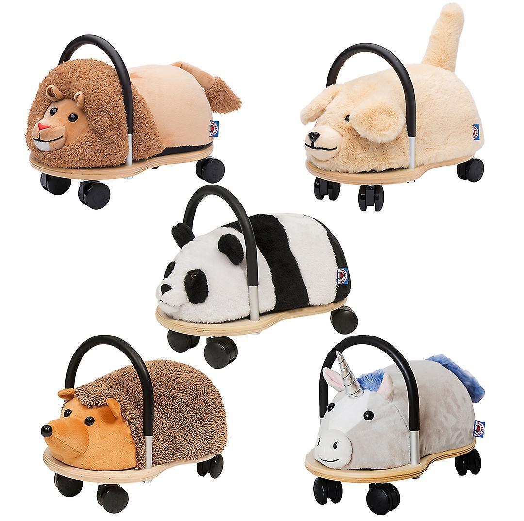Wheelybug Plush Ride sur jouet à roulettes Multi directionnelles