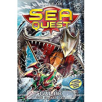 Sea Quest: 24: Gulak the Gulper Eel