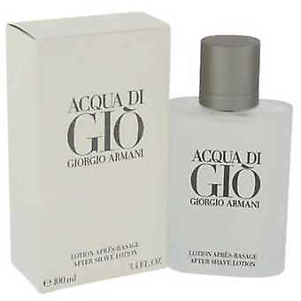 Acqua Di Gio By Giorgio Armani After Shave Lotion 3.4 Oz (men) V728-416543