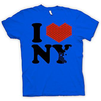 Kids T-shirt - I Love Heart New York - NY