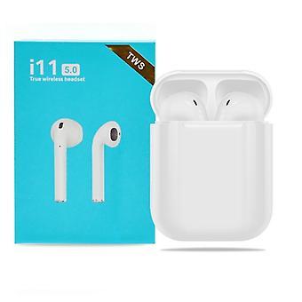 I11-TWS 5,0 Bluetooth øretelefoner