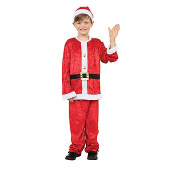 Menino de Santa, pequeno