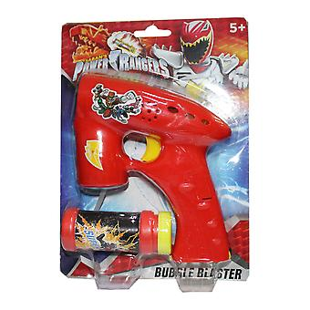 Power Ranger Bubble Gun