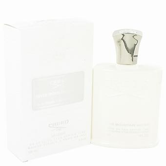 SILVER fjellet vann av Creed Millesime Spray 4 oz/120 ml (menn)