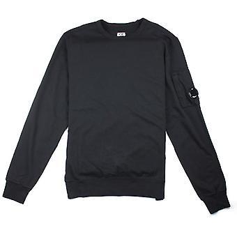 CP Company Black Watch Viewer Crew Neck Sweatshirt