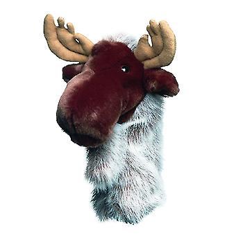 Daphnes Moose hybride Golf headcover