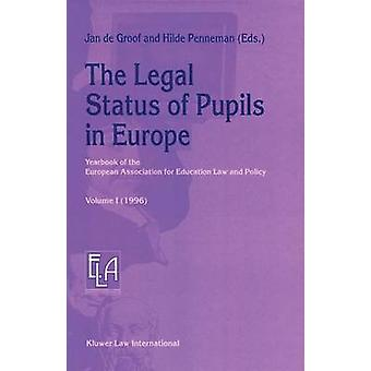 The Legal Status of Pupils in Europe by De Groof & Jan