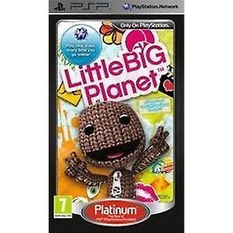 Little Big Planet Platinum (PSP) - Usine scellée